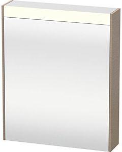Duravit Brioso LED-Spiegelschrank BR7101L7575 620x760mm, Leinen, Tür links