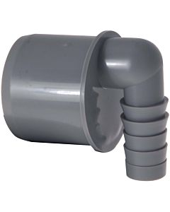 Angle de tuyau Airfit 50010SW DN 50x19-21mm