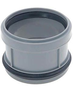 Airfit Sewer internal reducer 9075IR DN 90x75, for HT / KG pipe, PP