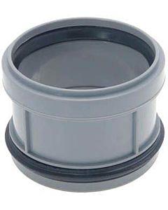 Réducteur interne pour eaux usées Airfit 9075IR DN 90x75, pour tube HT / KG, PP