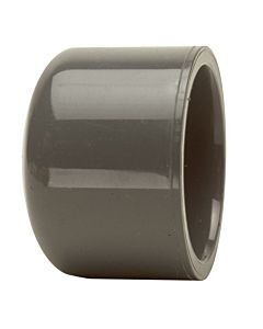 Bänninger PVC-U Kappe 1340070012 25mm, DN 20