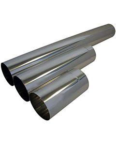 Bertrams VLE-Plus Rohrelement 19RL1000-130 1000mm, Ø 130mmx0,6mm, Edelstahl V4A