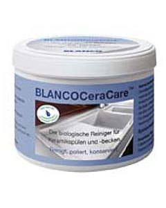 Blanco CeraCare Reiniger für Keramikspülen 519080 mit Schwamm, 350 g Dose
