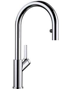 Blanco CARENA-S Vario Küchenarmatur 521356 chrom