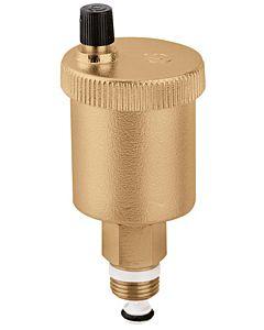 """Caleffi Respirateur rapide Minical 502140 1/2 """"AG, avec arrêt"""
