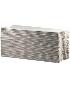 CWS Papier-Falthandtücher, 3552 Blatt/Karton Recycling, C-Falz, 1-lagig, natur