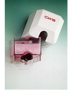 CWS Dusch- und Seifenspender 200 ml weiss, geeignet für Duschgel oder Seifencreme