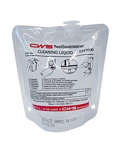 CWS Reinigungs-Liquid für WC Sitz Reinigung,VE 12 Flaschen