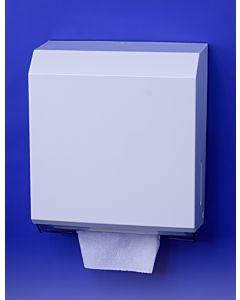 HTS Novoclean Papierhandtuchspender 903111900 weiss, Modell B201