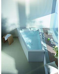 Duravit bath Paiova 170 x 130 cm, white, corner left