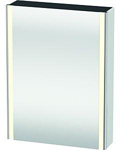 Duravit XSquare Spiegelschrank XS7111L1818 60x80x15,6cm, Tür links, weiß matt