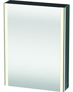 Duravit XSquare Spiegelschrank XS7111L3838 60x80x15,6cm, Tür links, Dolomiti Grey hochglanz