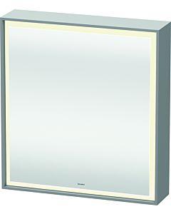 Duravit L-Cube Spiegelschrank LC7550R0000 65 x 70 x 15,4 cm, Anschlag rechts, 1 Tür
