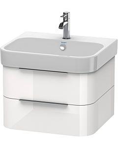 Duravit Happy D.2 Duravit Happy D.2 H2636302222 57,5x38x48cm, white high gloss, 2 drawers