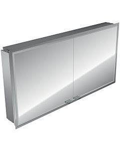 Emco Asis Prestige Spiegelschrank 989706025 1215 x 665 mm, ohne Radio, Unterputzmodell, LED
