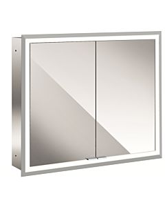 Emco Asis Prime mirror cabinet 949705072 830x730mm, concealed model, mirrored back wall