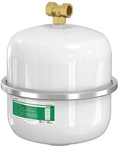 Flamco Airfix Membran-Druckausdehnungsgefäß 14559 25 l, 10 bar, Vordruck 4 bar, R 3/4, Trinkwasser