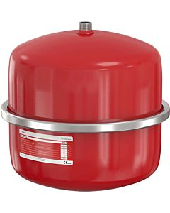 Flamco Flexcon Druckausdehnungsgefäß 16020 18 l, 6 bar, R 3/4, Vordruck 2,5 bar, rot