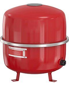Flamco Flexcon Druckausdehnungsgefäß 16053 50 l, 6 bar, R 3/4, Vordruck 2,5 bar, rot