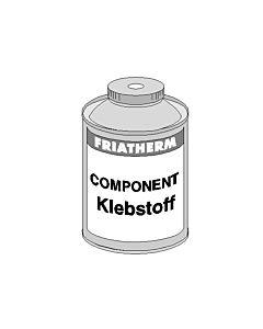 Composant adhésif Friatec Friatherm + 557170120 g, Dose