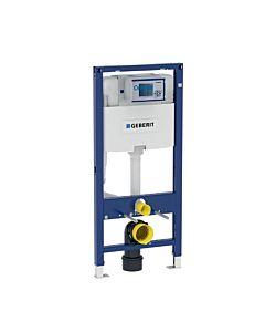 Geberit Duofix Wand WC Element 111060001 Bauhöhe: 112cm, mit Omega Spülkasten 12 cm