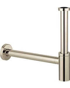 """Grohe odor trap 28912BE0 2000 2000 / 4 """", brass, nickel polished"""