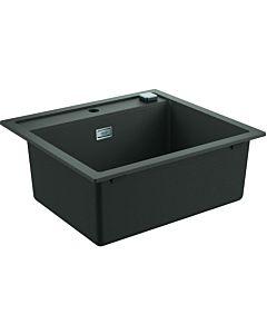 Grohe évier encastré composite 31651AT0 560x510mm, 1 bassin, gris granit