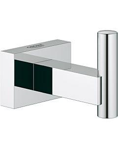 Grohe Essentials Cube Bademantelhaken 40511001 chrom