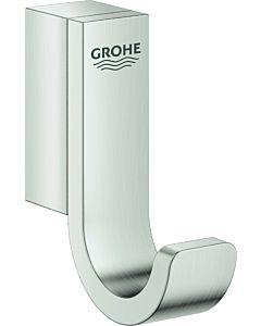 Grohe Selection Bademantelhaken 41039DC0 supersteel, einfach