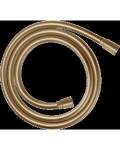 hansgrohe Isiflex Brauseschlauch 28276140 160cm, brushed bronze