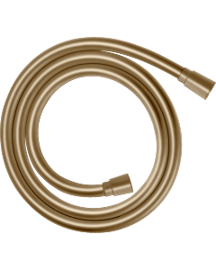 hansgrohe Isiflex shower hose 28276140 160cm, brushed bronze