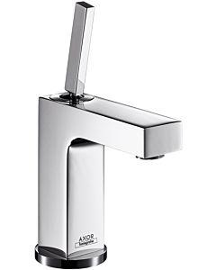 hansgrohe Waschtisch Armatur Axor Citterio 3901800 chrom, ohne Ablaufgarnitur