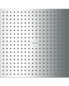hansgrohe Axor Kopfbrause 35321000 300 x 300 mm, Decke-Unterputz, DN 15, chrom