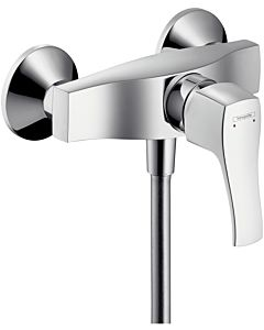 hansgrohe single lever shower mixer Metris Classic , chrome 31672000