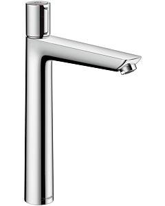 hansgrohe Talis Select E Waschtischarmatur 7175300 Comfortzone 240, chrom, ohne Ablaufgarnitur