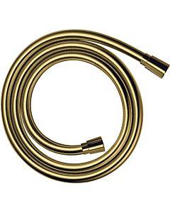hansgrohe Isiflex shower hose 28276990 160cm, polished gold optic
