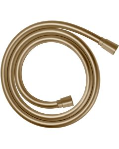 hansgrohe Isiflex flexible de douche 28276140 160cm, bronze brossé