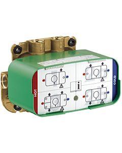 hansgrohe Axor One Grundkörper 45710180 für Unterputz Thermostatmodul
