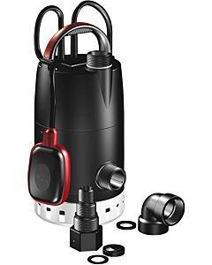 Grundfos Unilift Kellerentwässerungspumpe 96280966 CC 5 A1, 230 V, mit Schwimmerschalter