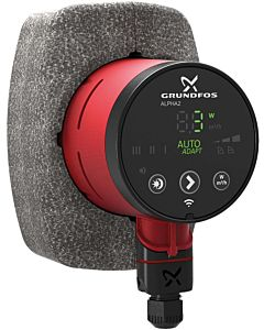 Grundfos Alpha 2 25-40 Hocheffizienzpumpe 99261701 130mm, 230V, 50Hz, 6H, D-A-CH, Modell 2017