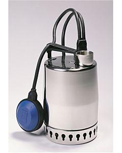 Grundfos Unilift pompe de Unilift Grundfos 012H1800 KP250-A1, 11/4 IG, 230 V, 10 m, acier au chrome-nickel