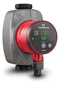 Grundfos Alpha3 25-60 180 Hocheffzienz Umwälzpumpe 99371929, 180mm, 230 V, 50 Hz