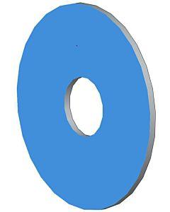 Haro Unterlegscheibe 404083 US 03, flach, für Kunststoff-Scharnier mit M 8 Gewinde