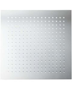 Herzbach Living Spa Kopfbrause 11600200201 chrom, 200 x 200 mm, Slim 8 mm, Clean-Effekt