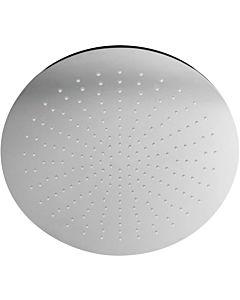 Herzbach Design New Regenbrause 11600400101 Ø 400 mm, chrom, rund, mit Clean-Effekt