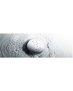 Hoesch Wanneneinlauf Combi Plus B 6942.305 verchromt, Wanneneinlauf vom Boden