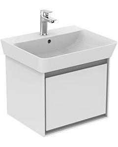 Ideal Standard Connect Air Waschtischunterschrank E0844B2, weiss glänzend/weiss matt, 1 Auszug