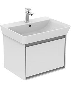 Ideal Standard Connect Air Ideal Standard E0846B2, blanc brillant / blanc mat, 1 tiroir