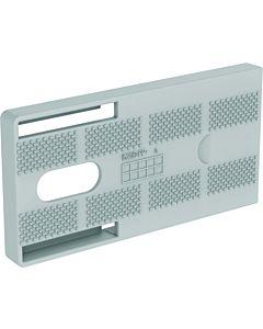 Ideal Standard ProSys Schallschutzset R010667 Rahmen/Boden