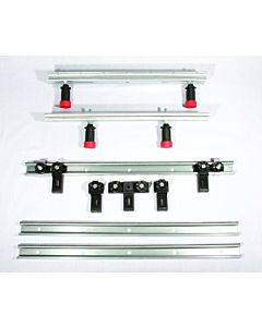 Ideal Standard Wannenmontage Set K727467 mit Wannenfüßen und Wannenleisten